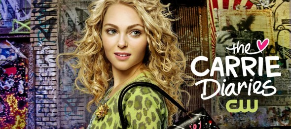 Carrie Diaries season two ratings