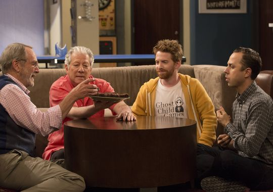 Dads sitcom on FOX