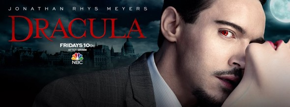 Dracula TV show on NBC ratings