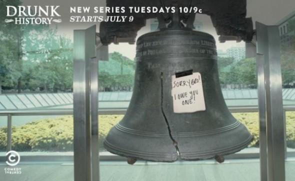 Drunk History TV show season two