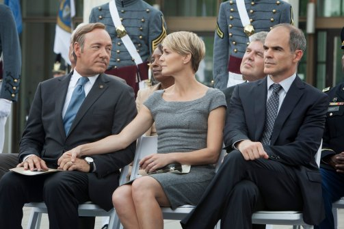 House of Cards: season three?