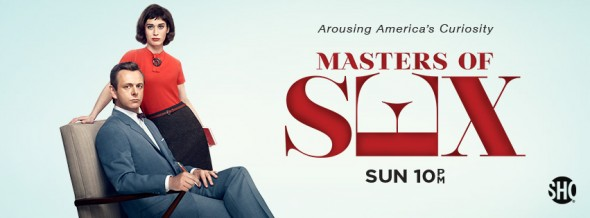 Masters of Sex TV show ratings