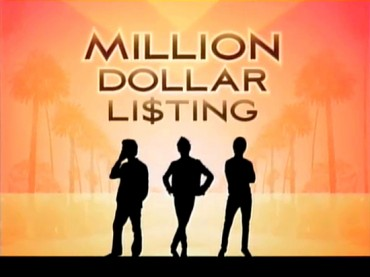Million Dollar Listing TV shows