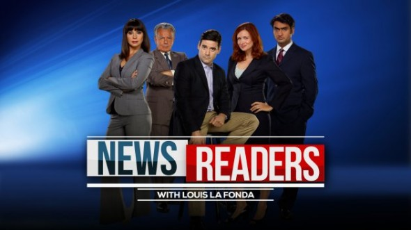 Newsreaders season two