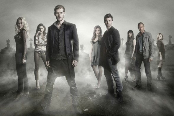 The Originals TV show on CW