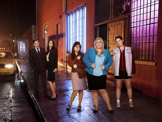 super fun night TV show on ABC