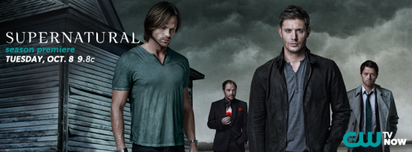Supernatural season nine ratings