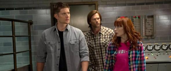 Supernatural TV show ratings