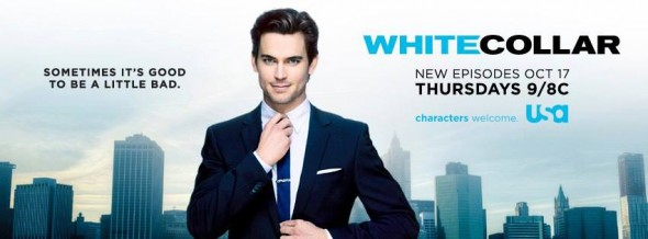 White Collar season five ratings