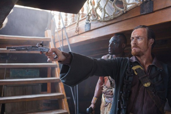 Black Sails TV show