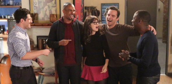 New Girl with Coach return