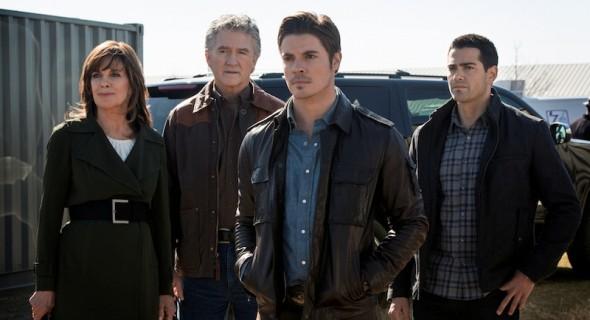 Dallas season three