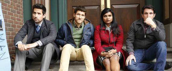 The Mindy Project on FOX