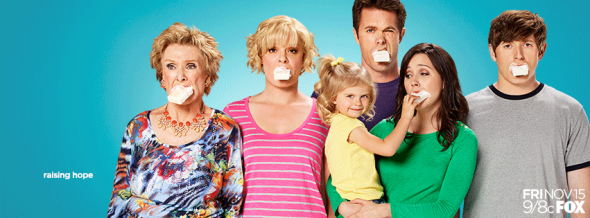 Raising Hope ratings