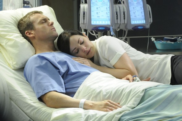 Saving Hope season three