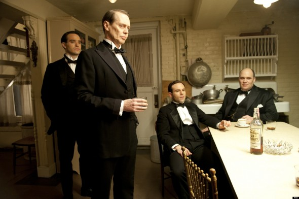 Boardwalk Empire ending soon?