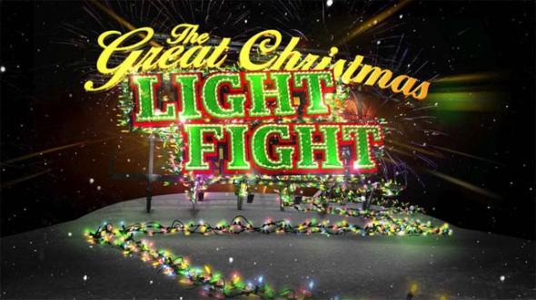 The Great Christmas Light Fight TV show on ABC: season 3