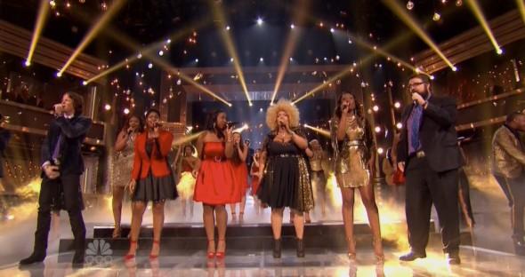 Sing Off finale