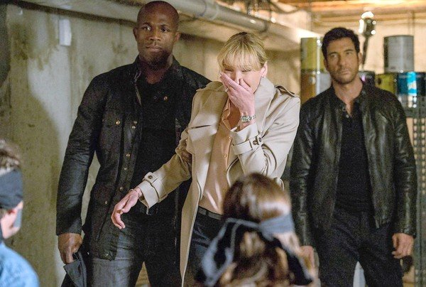 Hostages: CBS? Spoiler] [Possible canceled by