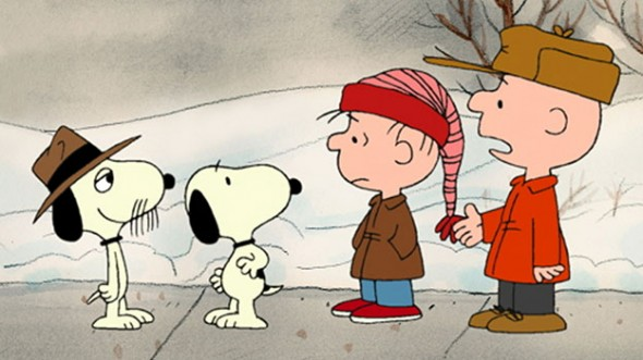 i want a dog charlie brown