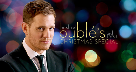 michael buble christmas special