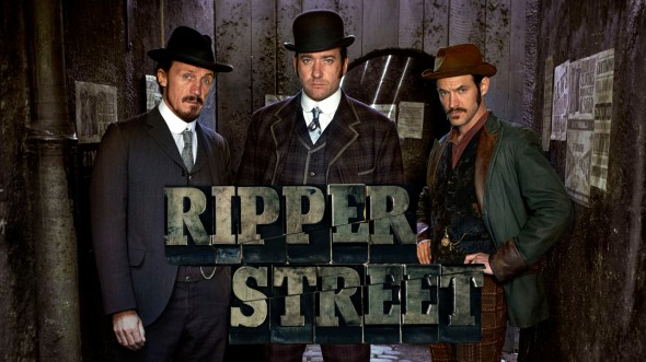 Ripper Street season three
