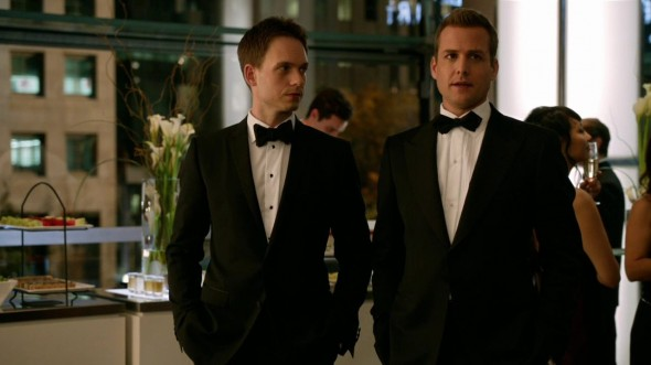 Suits on USA