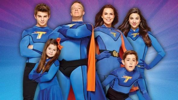 Thundermans season two