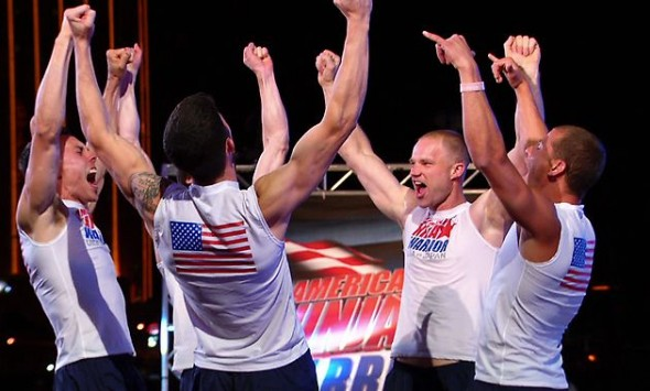 american ninja warrior usa vs japan