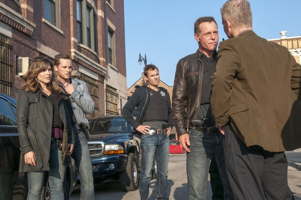 Serie Chicago Pd