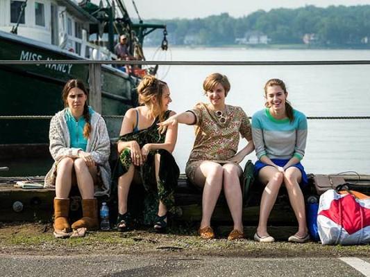 Girls season four