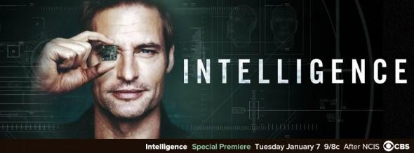 Intelligence TV show ratings