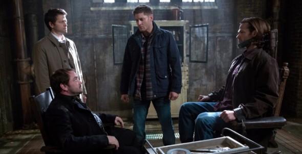 Supernatural ratings