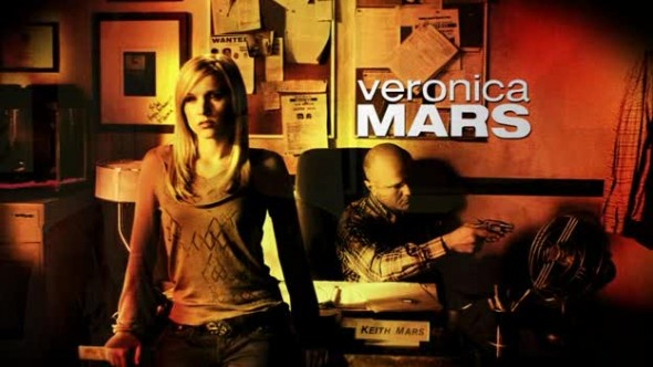 Veronica Mars TV show on The CW: canceled, no season 4; iZombie TV show on The CW: season 2 (canceled or renewed?) Kristen Bell reunites with Rob Thomas