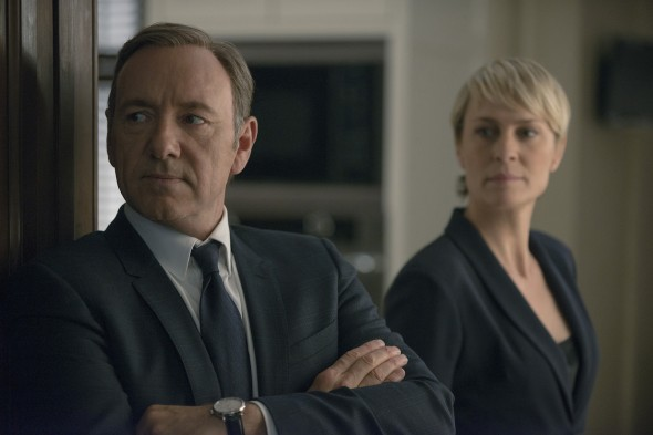House of cards season 3 renewal