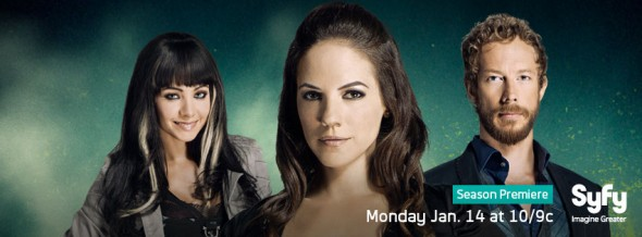 Lost Girl season four ratings