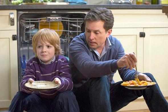 The Michael J. Fox Show canceled?