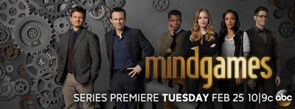 Mind Games on ABC ratings