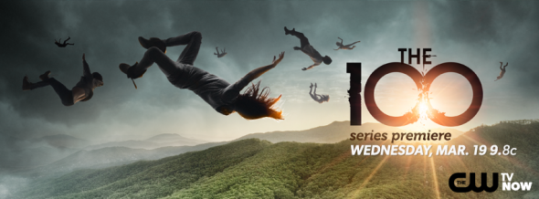 The 100 on The CW ratings