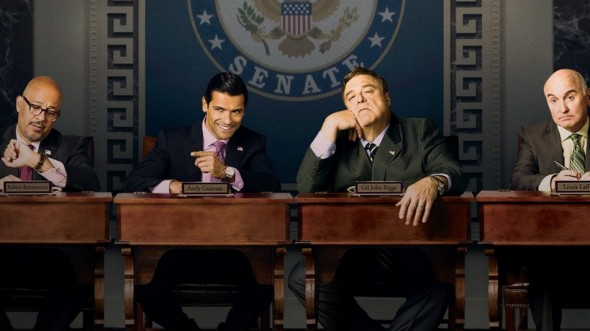 Alpha House season two