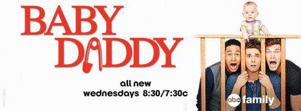 Baby Daddy season three ratings