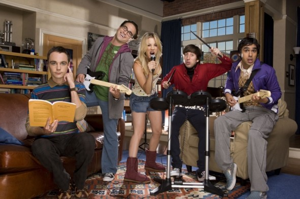big bang theory renewed