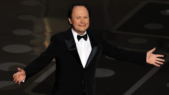 Billy Crystal The Comedians