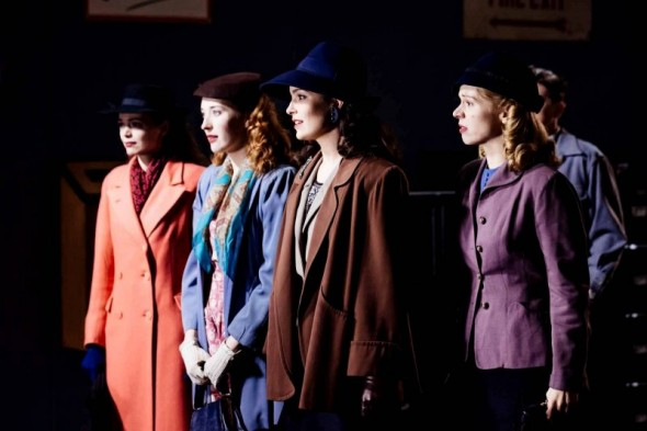 Bomb Girls: canceled show movie