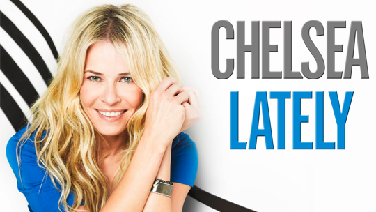 Chelsea Handler Signs Universal Television Deal – Variety