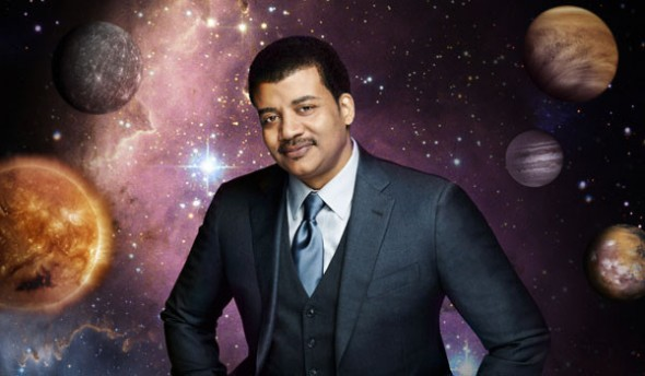 Neil deGrasse Tyson on Cosmos