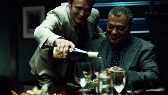Hannibal season two ratings