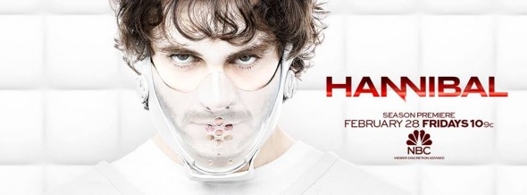Hannibal season two ratings