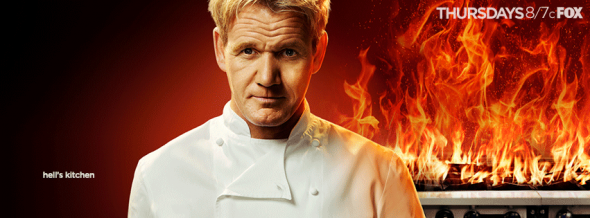 Hell's Kitchen season 12 ratings