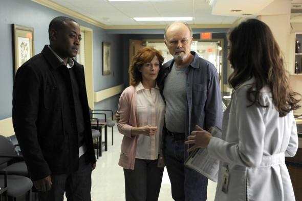 Resurrection TV show on ABC ratings